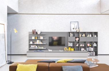Living Novamobili Modello Wall 12
